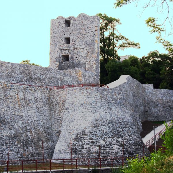 Iron Gate Cycling Route – The Medieval Fortress (RO)