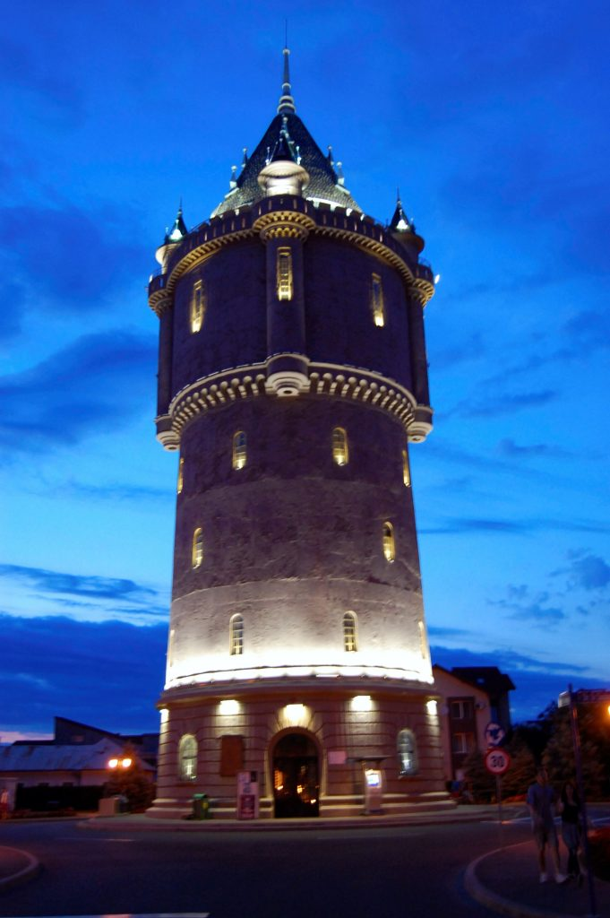Iron Gate Cycling Route – The Water Tower (RO)