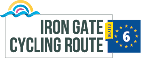 Iron Gate Cycling Route